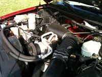 Picture of 2001 Chevrolet Blazer 4 Door LS, engine