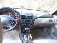 Picture of 2002 Nissan Sentra SE-R Spec V, interior