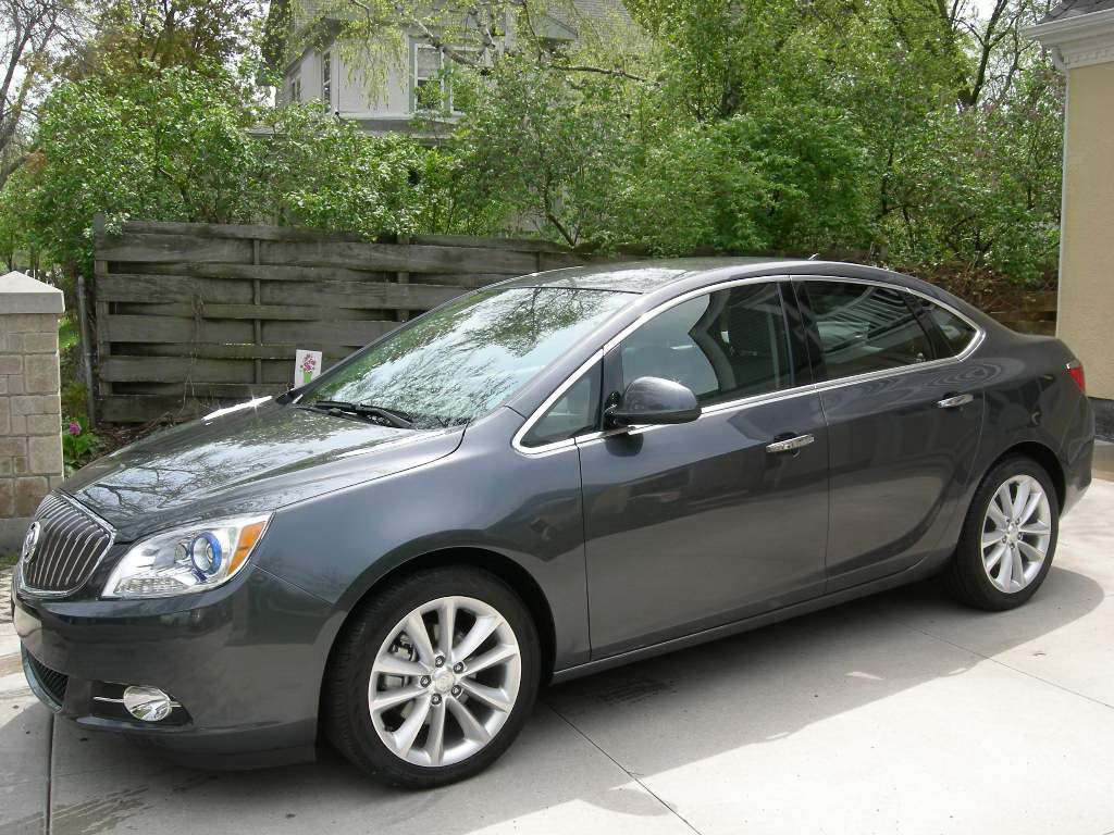 Used 2015 Buick Verano Review Ratings Edmunds