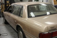 Picture of 1992 Lincoln Continental 4 Dr Signature Sedan, exterior