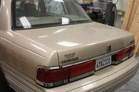 Picture of 1992 Lincoln Continental 4 Dr Signature Sedan, exterior