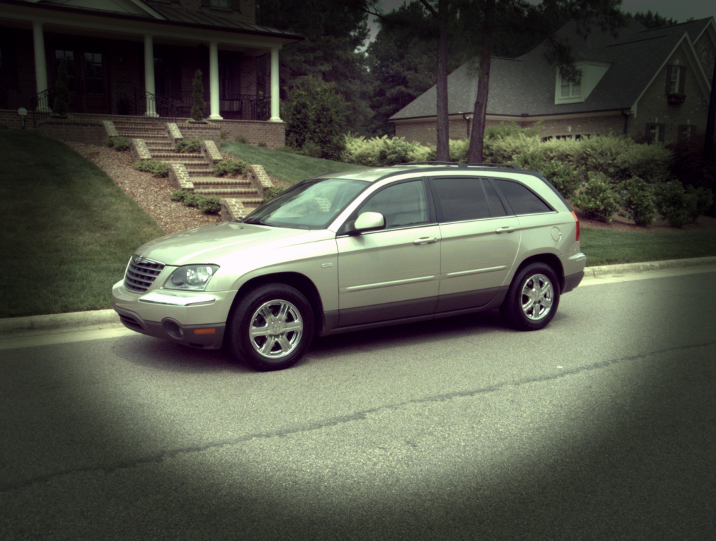2006 chrysler pacifica signature series trim overview. Cars Review. Best American Auto & Cars Review