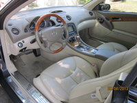 Picture of 2008 Mercedes-Benz SL-Class SL550, interior