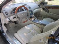 Picture of 2008 Mercedes-Benz SL-Class SL550, interior