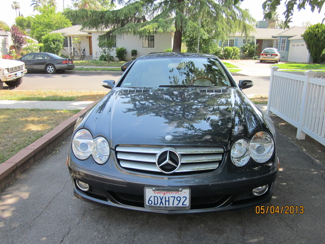 Picture of 2008 Mercedes-Benz SL-Class SL550, exterior