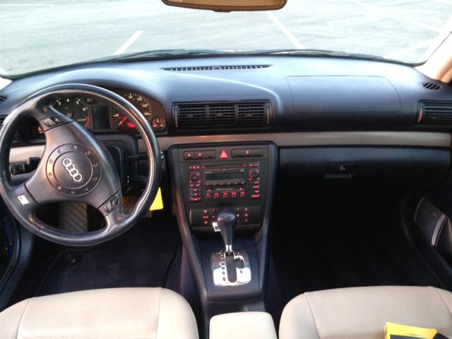 2003 Audi S4 Interior Upcomingcarshq Com