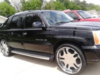 Picture of 2002 Cadillac Escalade EXT, exterior