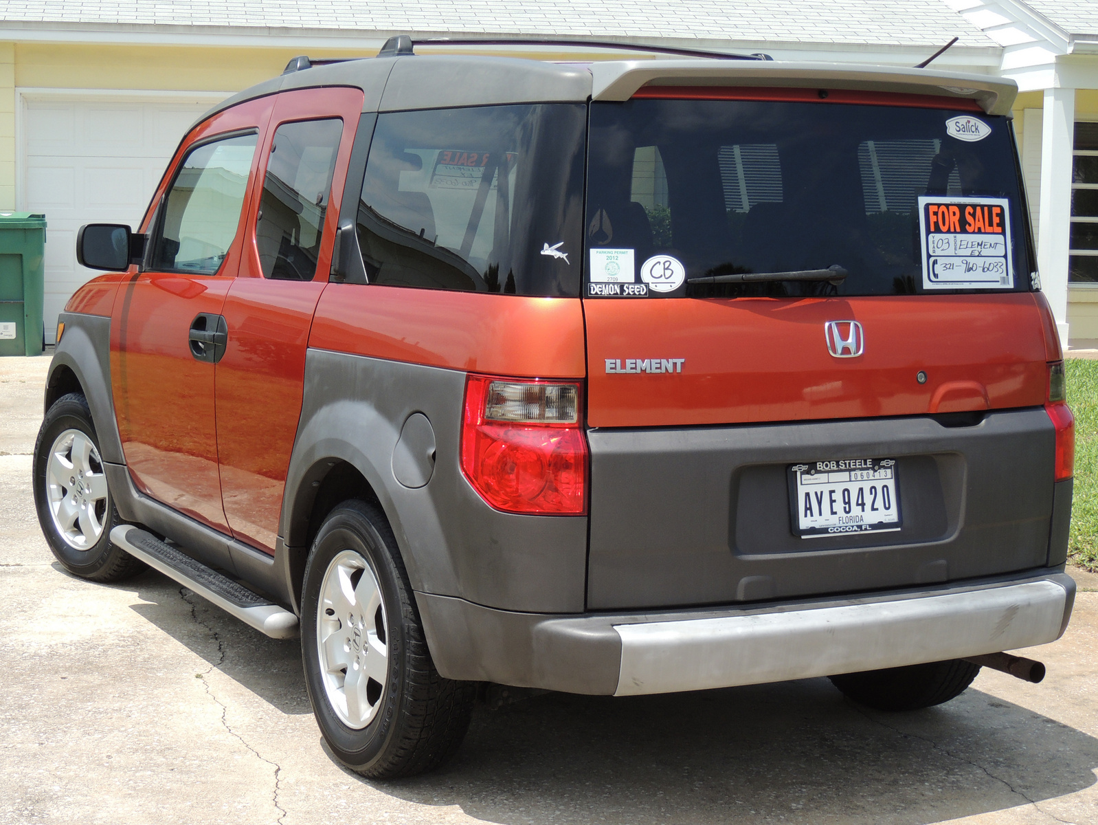 2003 Honda Element Pictures Cargurus