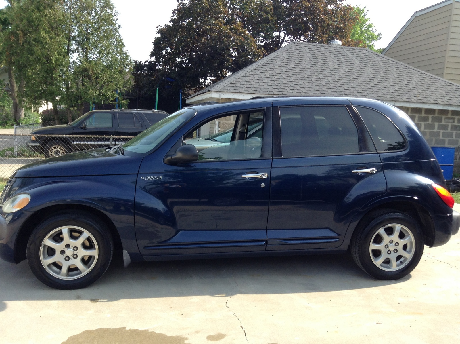 Chrysler Pt Cruiser Limited Pic