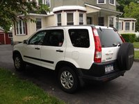 Picture of 2005 Honda CR-V EX AWD, exterior, gallery_worthy