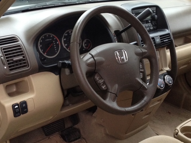 Picture of 2005 Honda CR-V EX AWD, interior, gallery_worthy