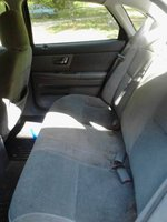Picture of 2001 Ford Taurus SE, interior