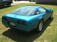 Picture of 1994 Chevrolet Corvette Base, exterior