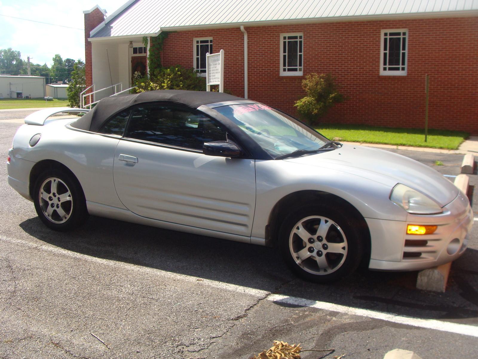 2004 Mitsubishi Eclipse Pictures Cargurus