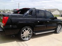 Picture of 2002 Cadillac Escalade EXT, exterior, gallery_worthy
