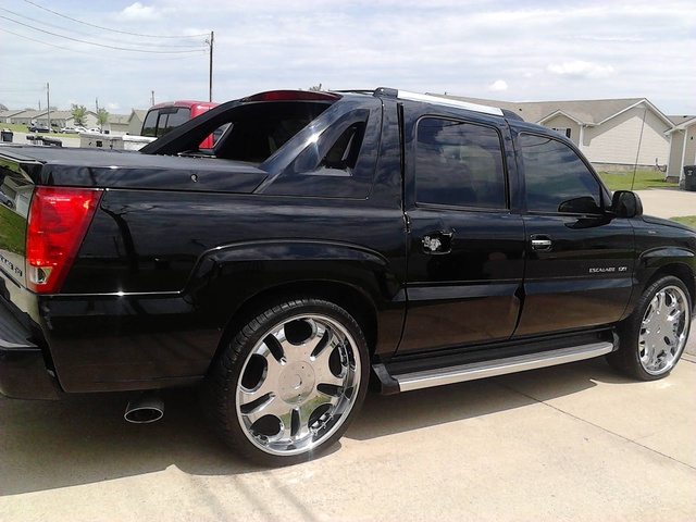 Picture of 2002 Cadillac Escalade EXT