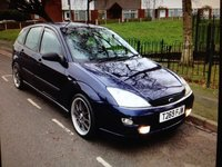 1999 Ford Focus Picture Gallery