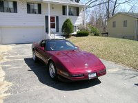 Picture of 1993 Chevrolet Corvette Base, exterior