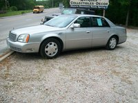 Picture of 2005 Cadillac DeVille Base, exterior