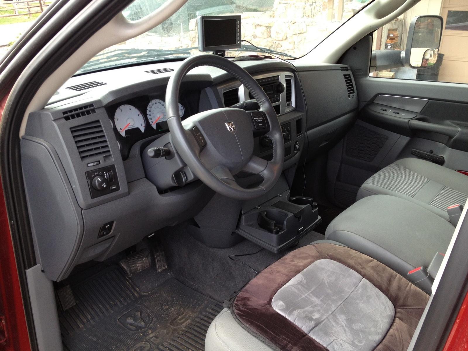 2007 Dodge Ram Pickup 3500 Pictures Cargurus