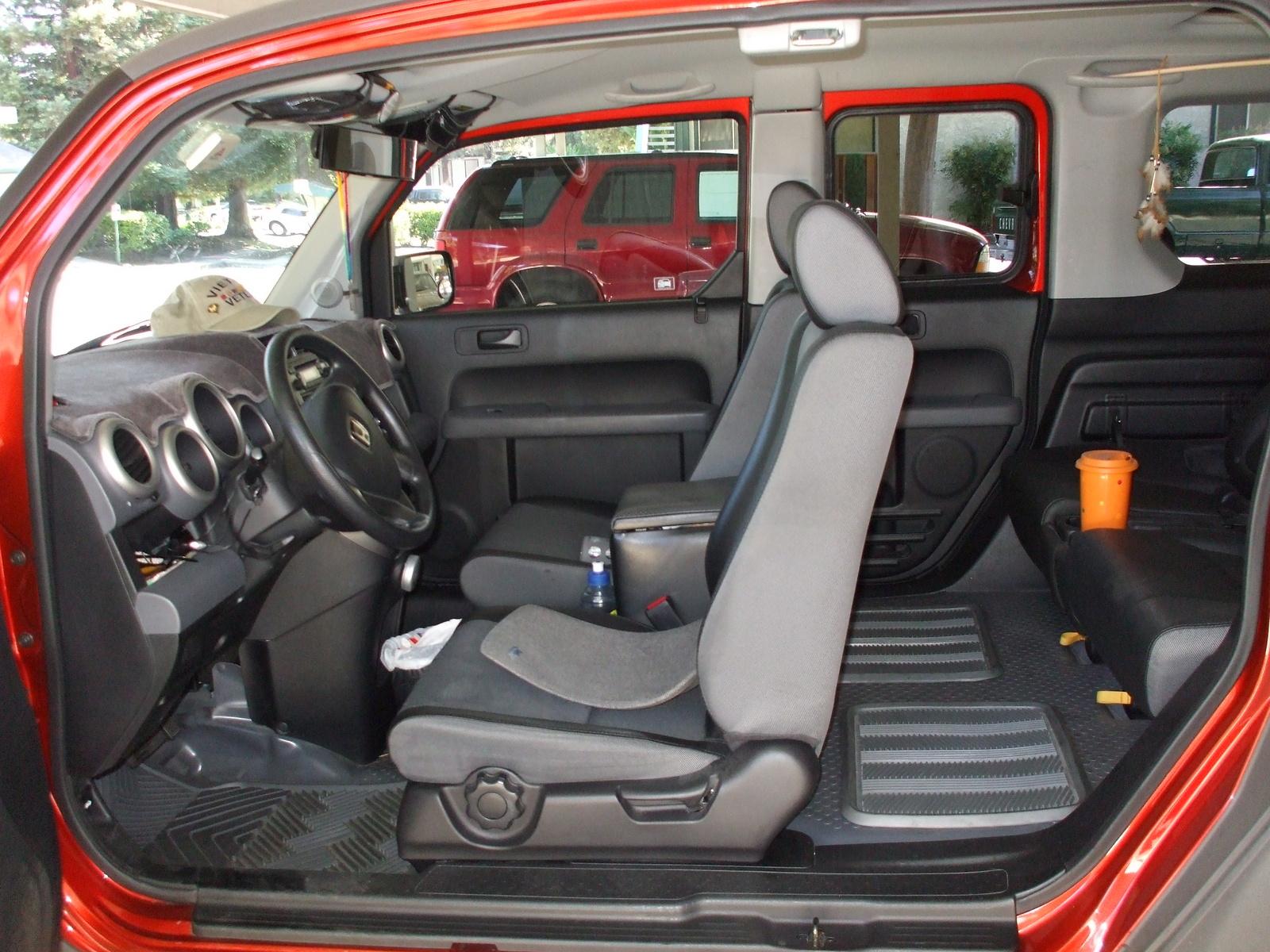 2005 Honda Element Interior Pictures Cargurus