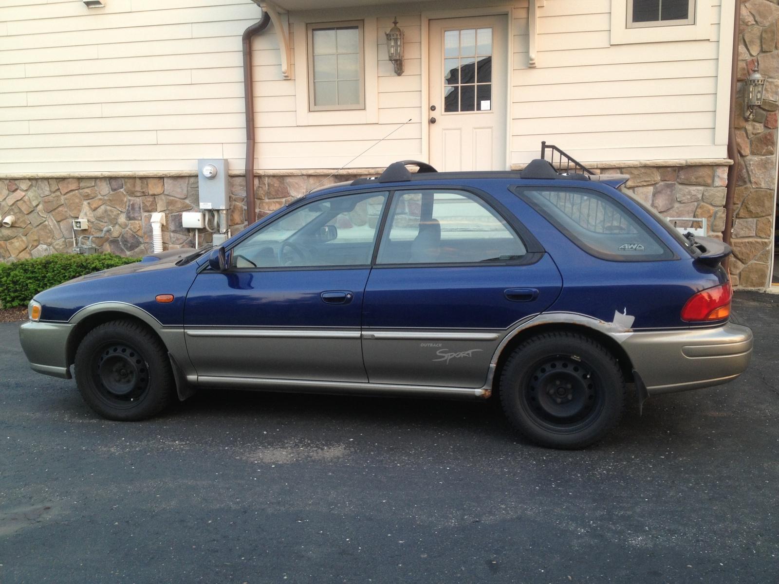2000 Subaru Impreza Pictures Cargurus