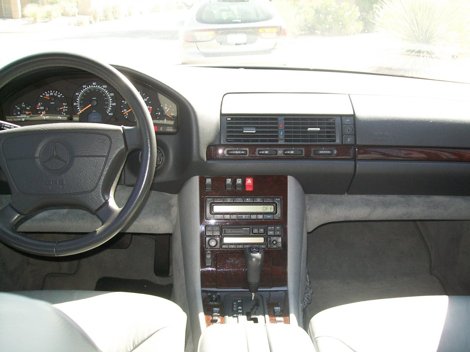 1999 mercedes benz s class interior pictures cargurus for 1999 mercedes benz s420