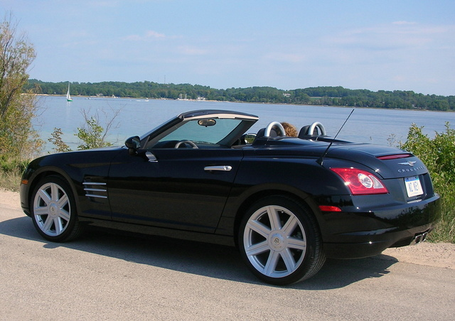 chrysler crossfire hardtop convertible. picture of 2006 chrysler crossfire roadster limited exterior gallery_worthy hardtop convertible
