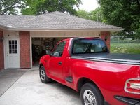 Picture of 1998 Ford F-150 XL Stepside SB, exterior