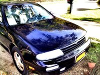 Picture of 1996 Nissan Altima SE, exterior