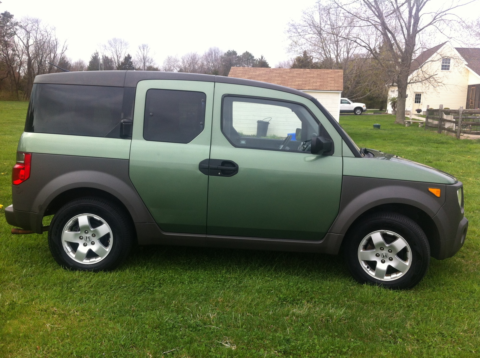 2004 Honda Element Pictures Cargurus
