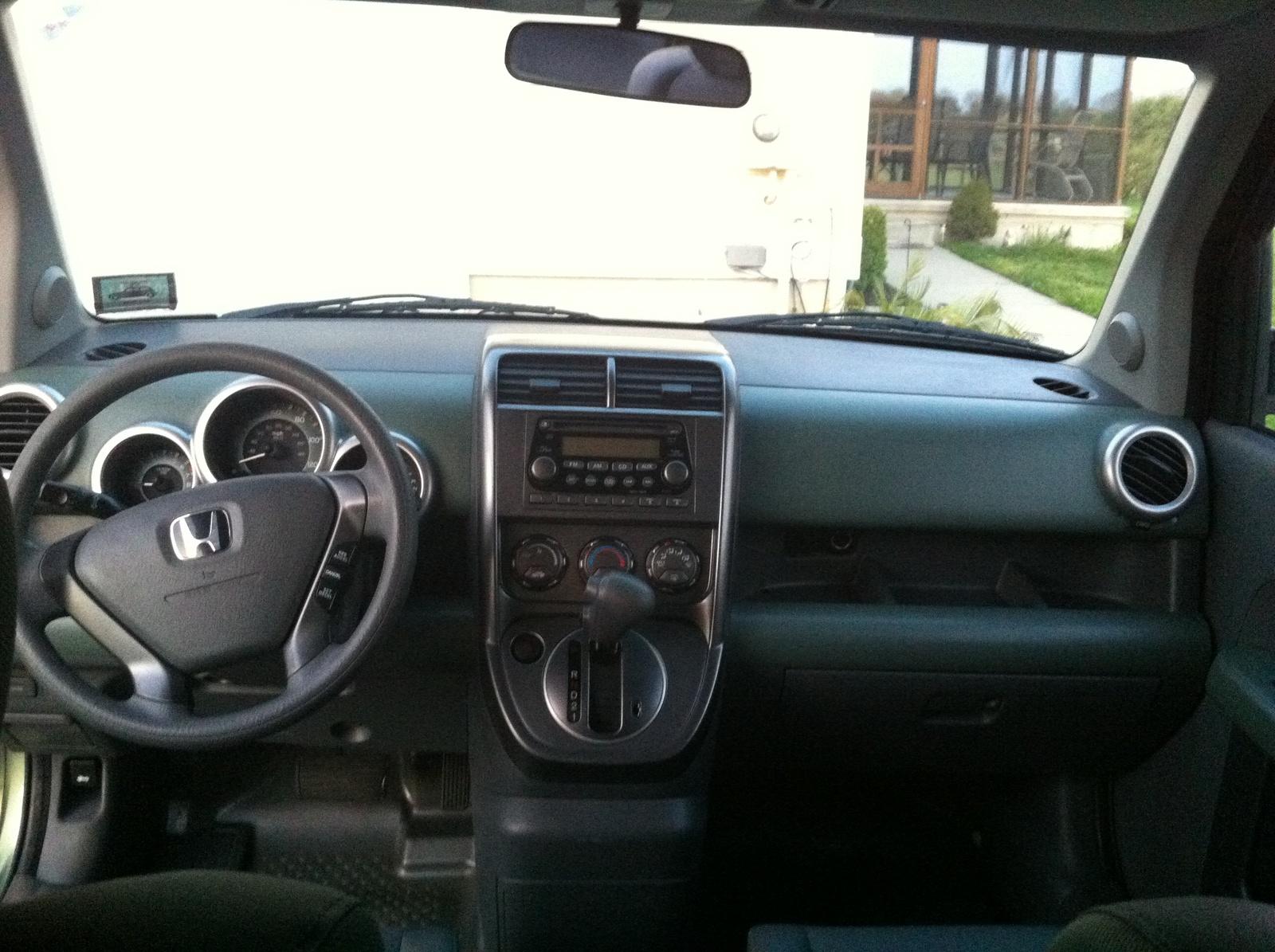2004 Honda Element - Interior Pictures - CarGurus