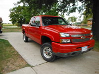 Picture of 2005 Chevrolet Silverado 2500HD 4 Dr STD 4WD Extended Cab SB HD, exterior