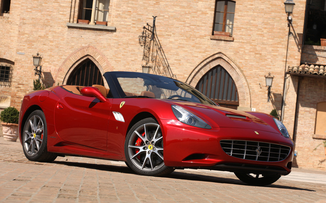 Picture of 2013 Ferrari California, exterior, manufacturer