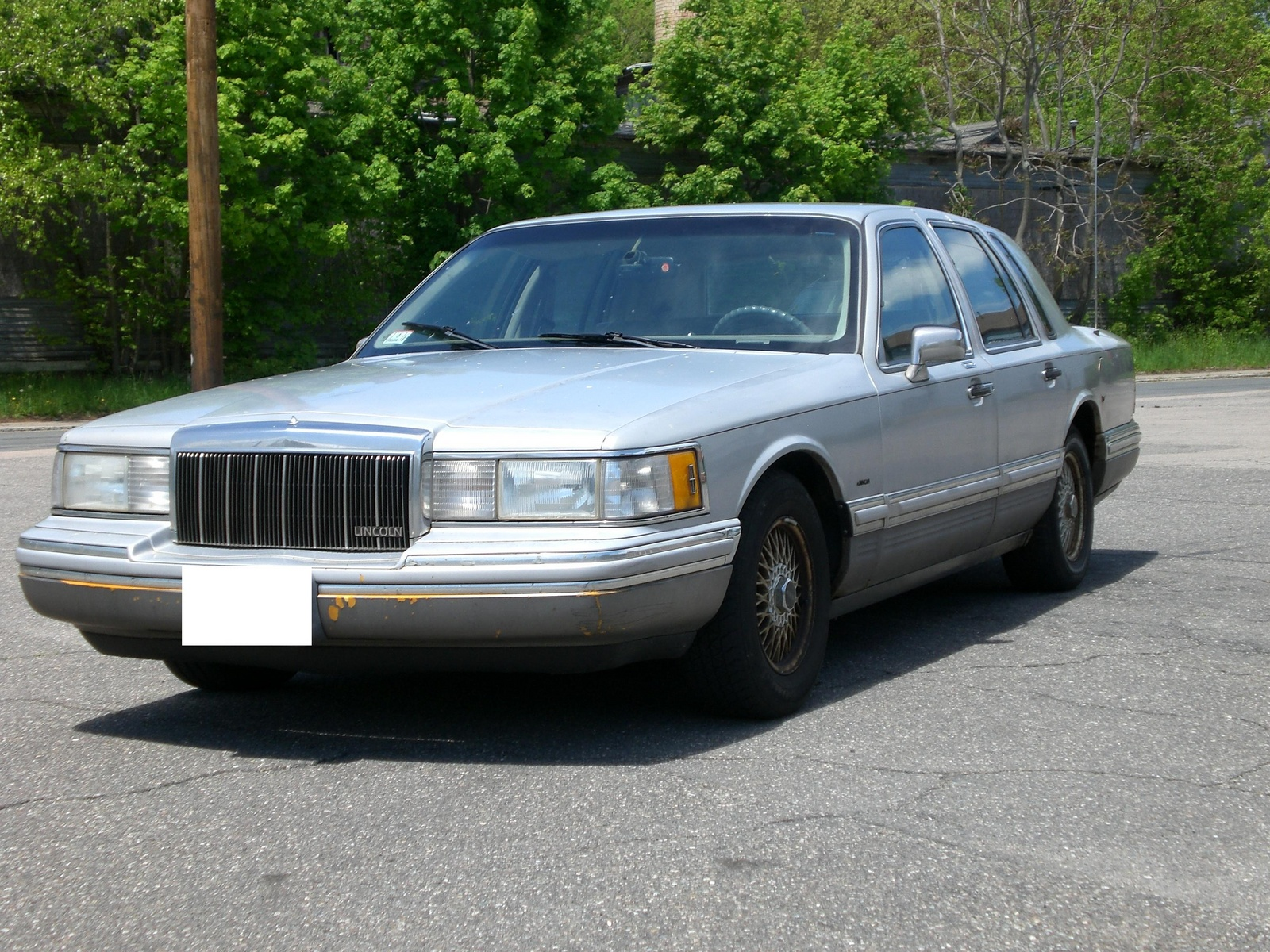 1991 Lincoln Town Car Pictures Cargurus
