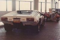 1972 De Tomaso Pantera picture, exterior