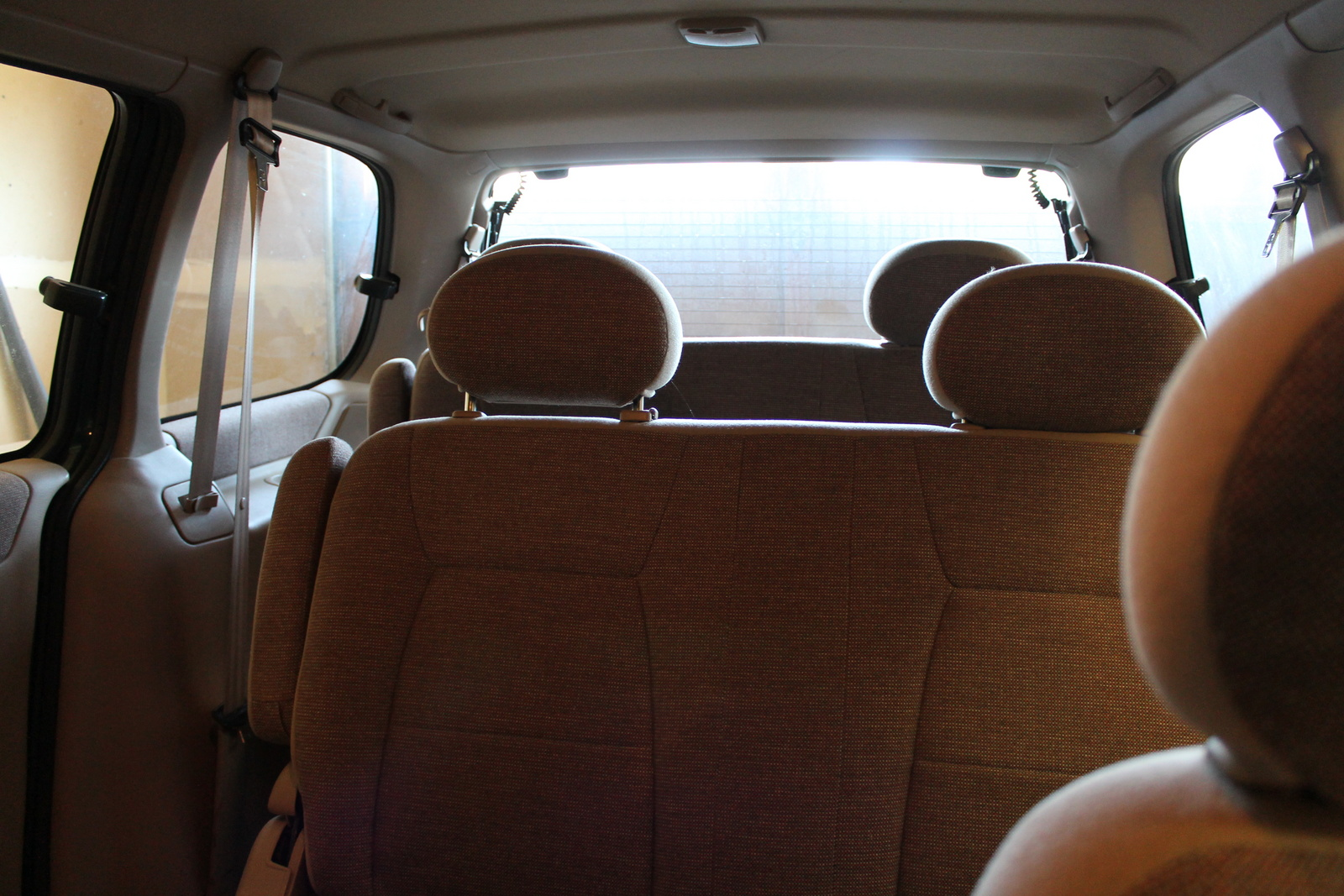 Picture of 1995 Mercury Villager 3 Dr GS Passenger Van, interior