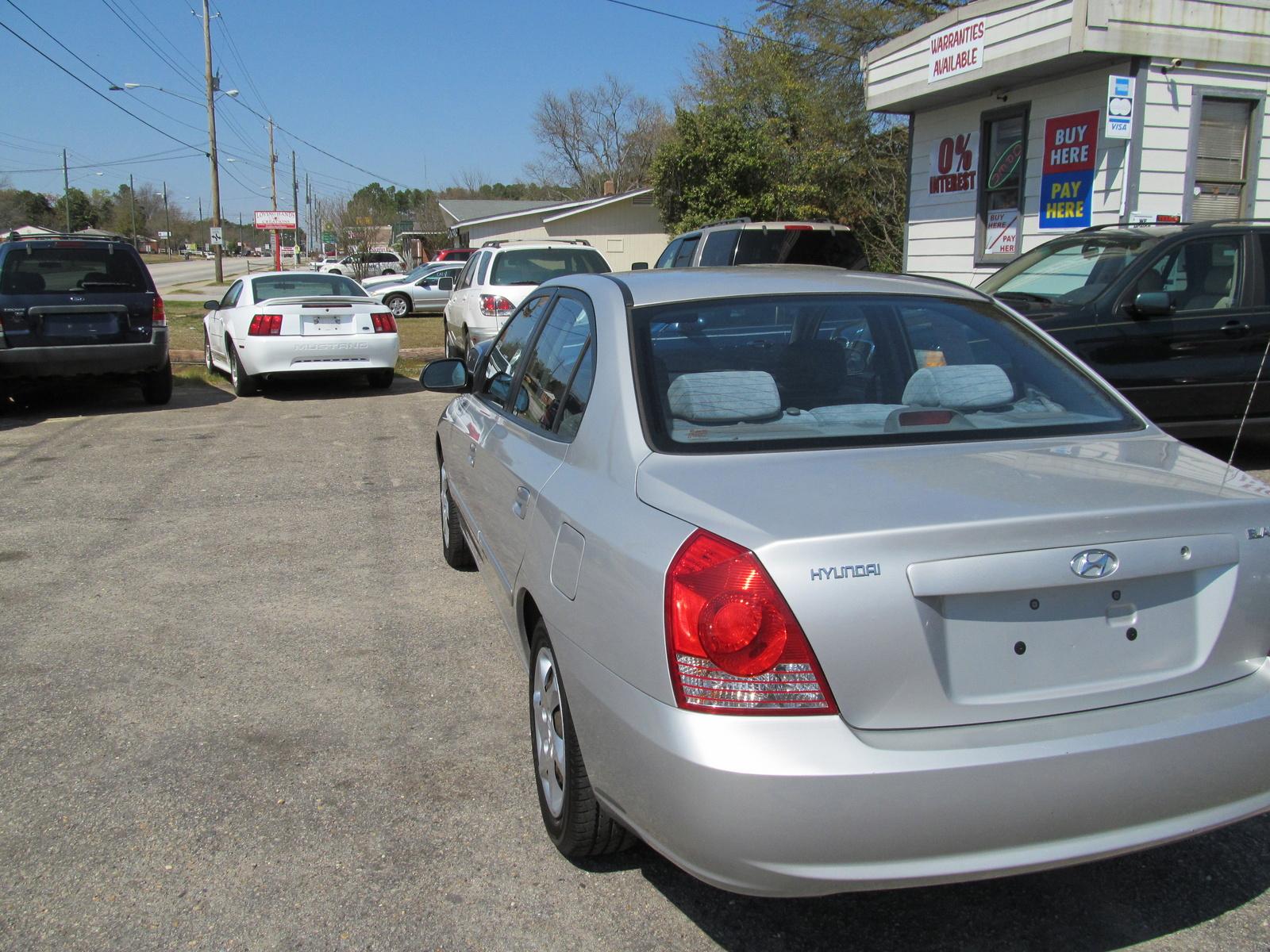 Picture of 2006 Hyundai Elantra GLS, exterior