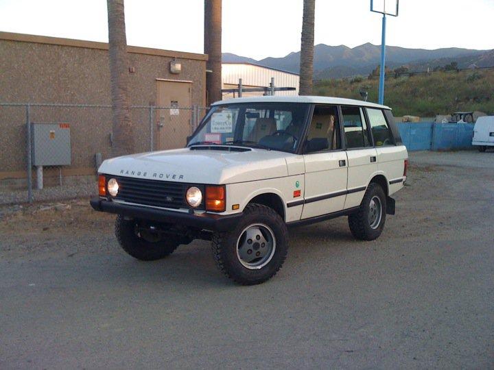 1989 Land Rover Range Rover Pictures Cargurus