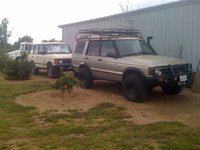 Picture of 2003 Land Rover Discovery SE, exterior, gallery_worthy