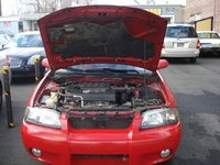 Picture of 2002 Nissan Sentra SE-R, engine