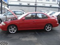 Picture of 2002 Nissan Sentra SE-R, exterior