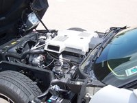Picture of 1984 Chevrolet Corvette Coupe, engine, gallery_worthy