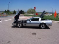 Picture of 1984 Chevrolet Corvette Coupe, exterior, engine