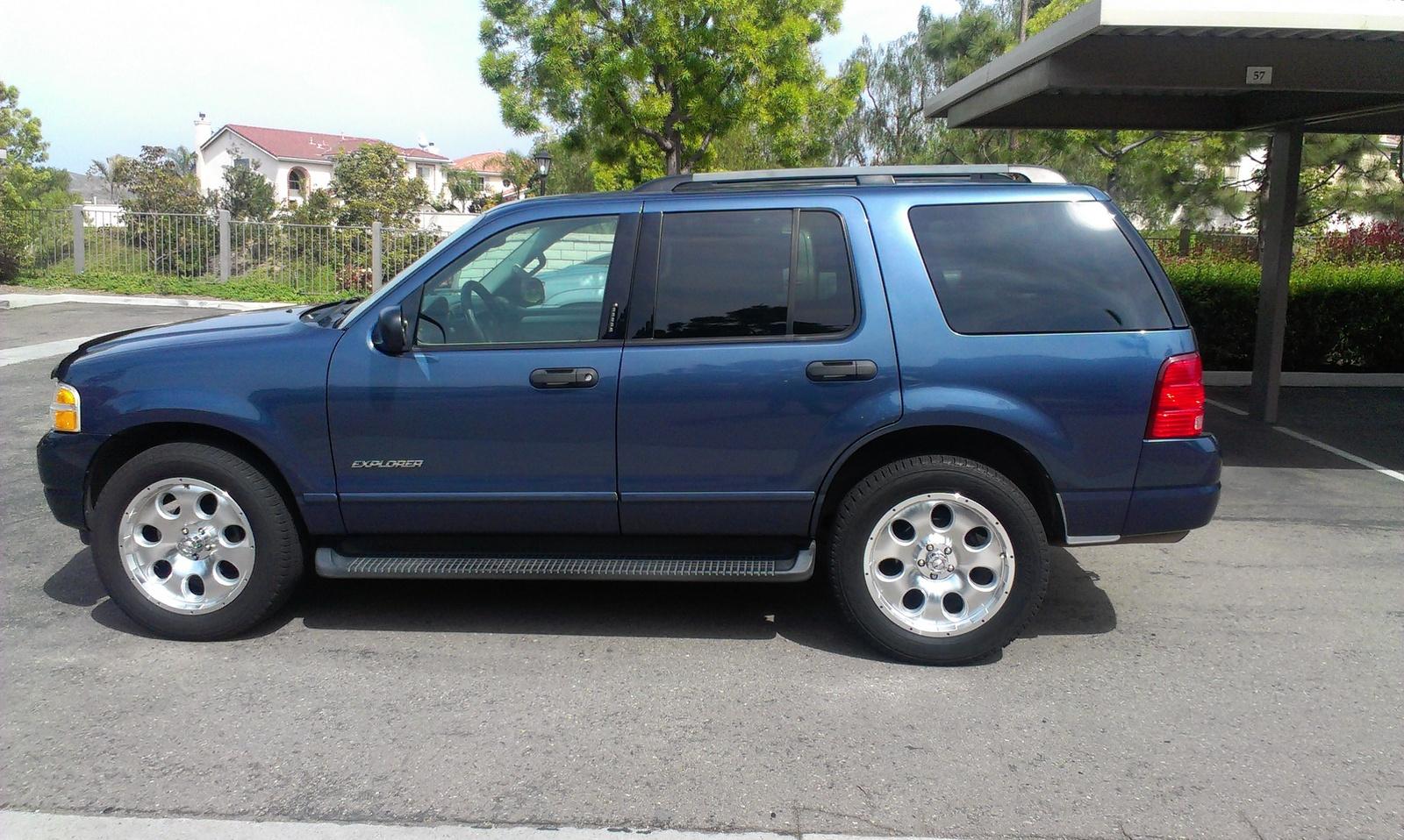 2004 Ford Explorer Pictures Cargurus