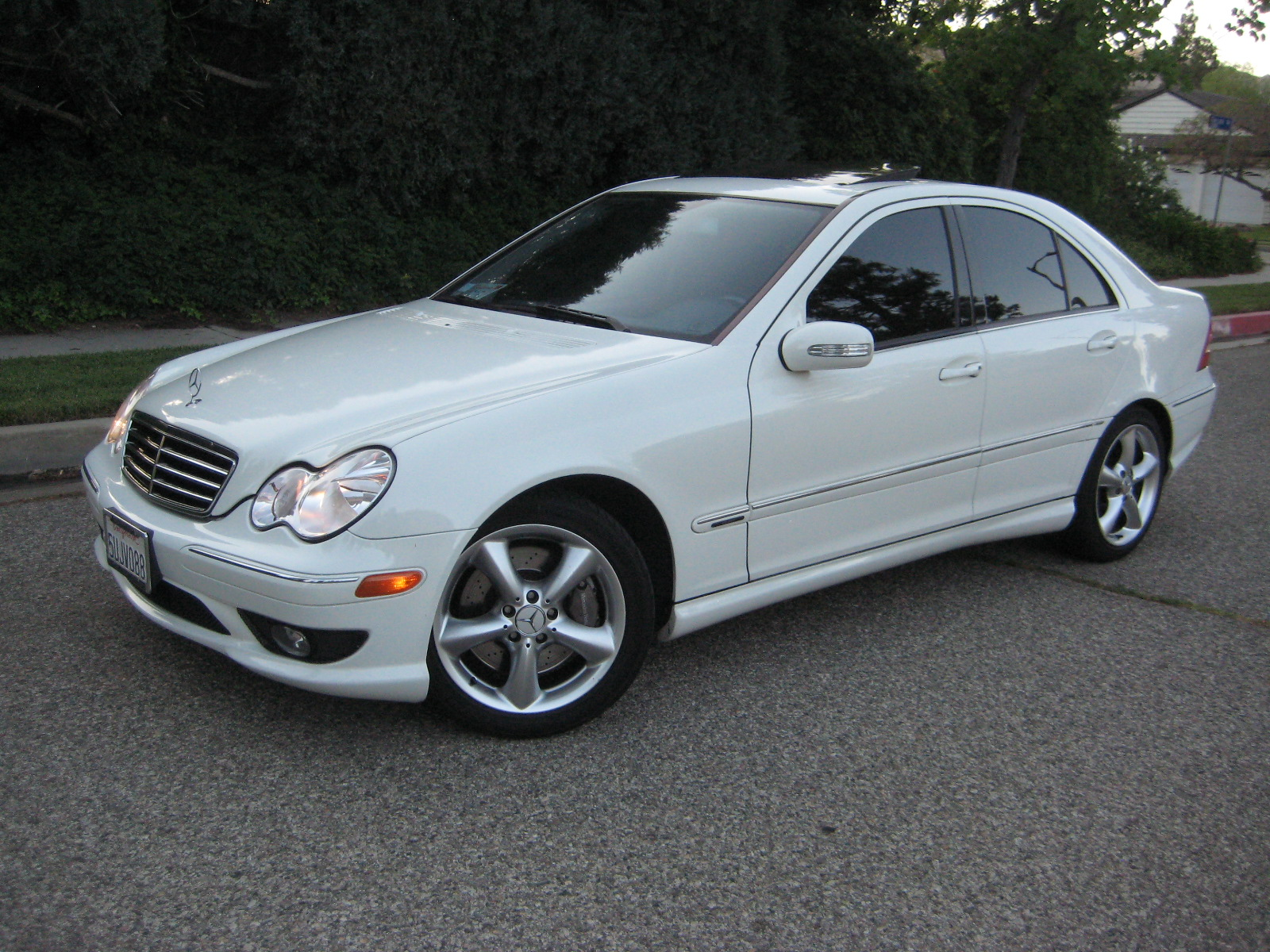 2006 mercedes benz c class exterior pictures cargurus for Mercedes benz 2006 c230 sport