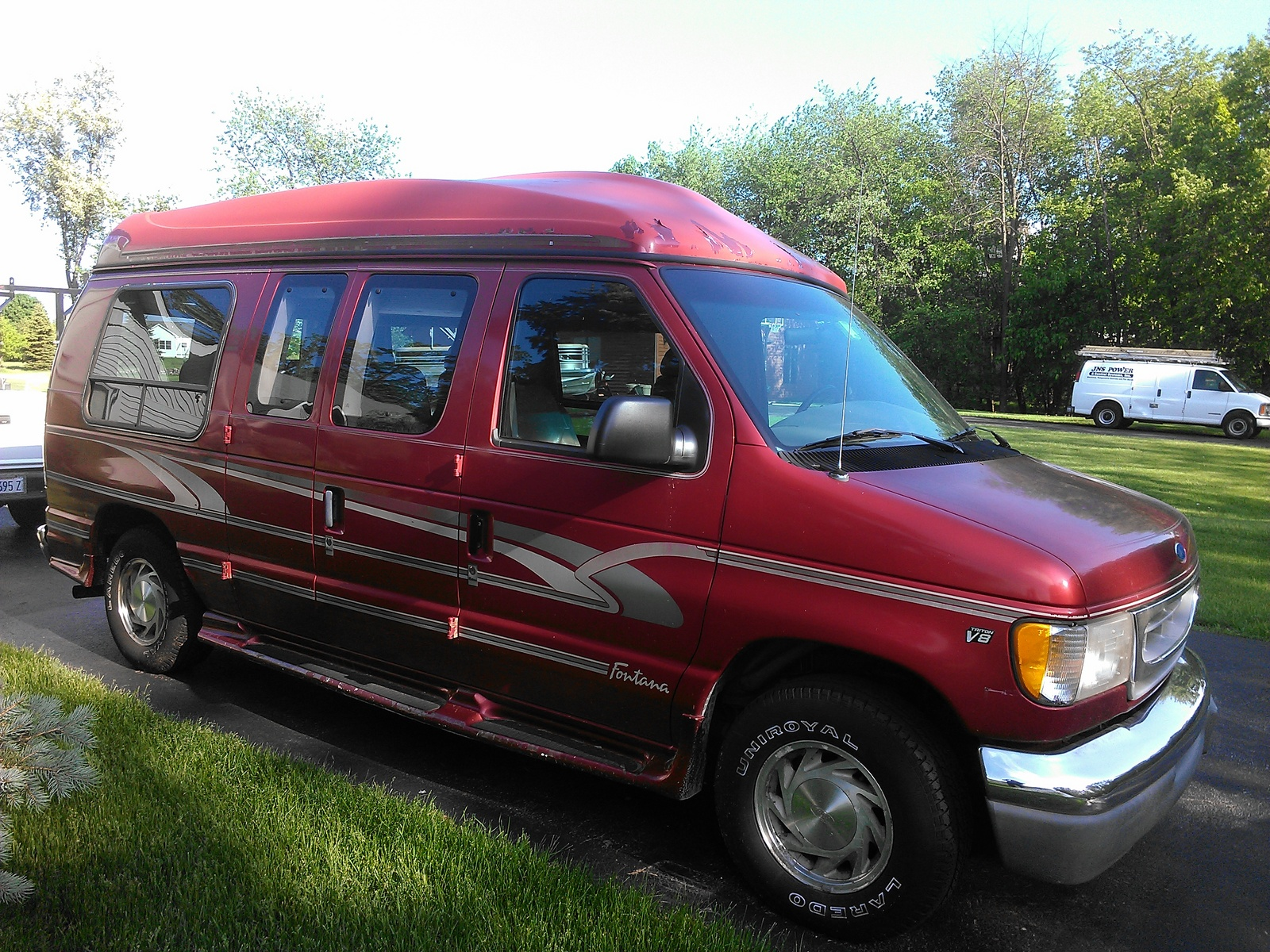 Picture of 1997 Ford E-150 Chateau Club Wagon