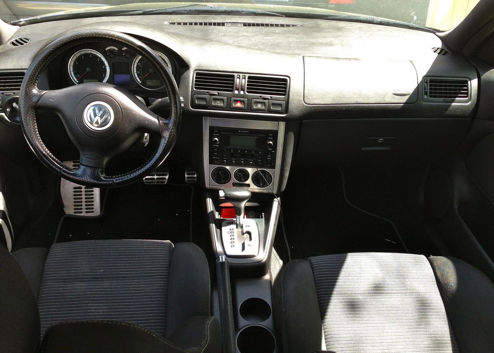 Volkswagen Jetta 2005 Interior Picture of 2005 volkswagen