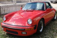 Picture of 1986 Porsche 911 Targa, exterior
