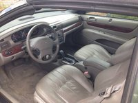 Picture of 2001 Chrysler Sebring LXi Convertible, interior, gallery_worthy